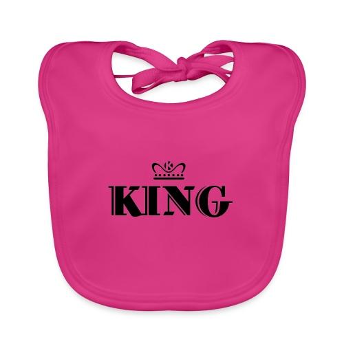 King - Baby Bio-Lätzchen