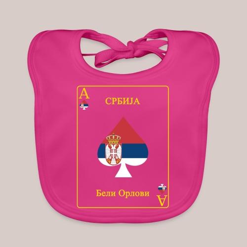 Serbien - Baby Bio-Lätzchen