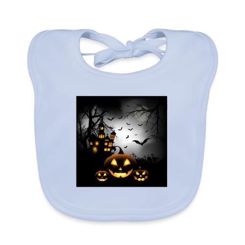 Halloween - Vauvan ruokalappu