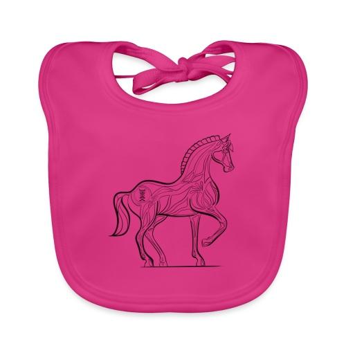 Equus Pferd - Baby Bio-Lätzchen
