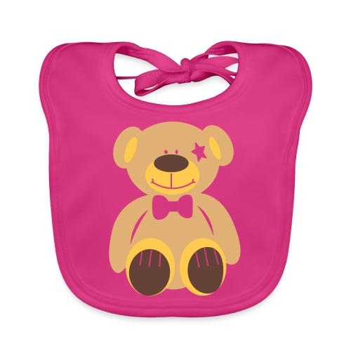 Lil' Teddy - Baby Bio-Lätzchen