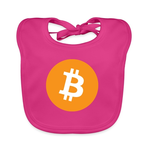 Bitcoin - Baby Organic Bib