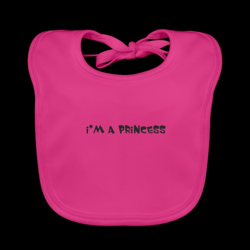 im a princess schwarz - Bavaglino