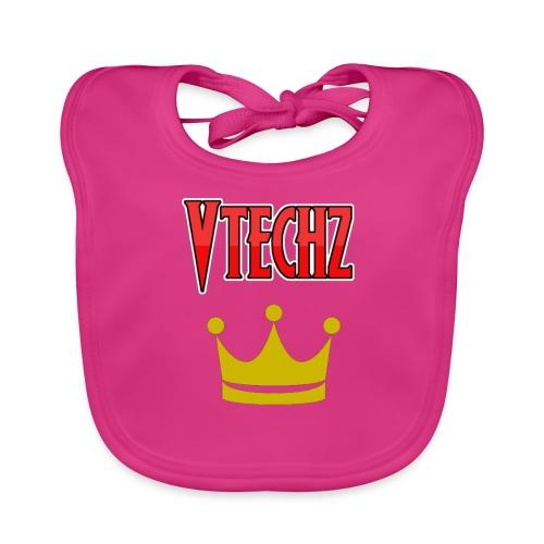 Vtechz King - Baby Organic Bib
