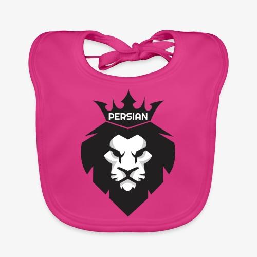 Persian Lion - Baby Bio-Lätzchen