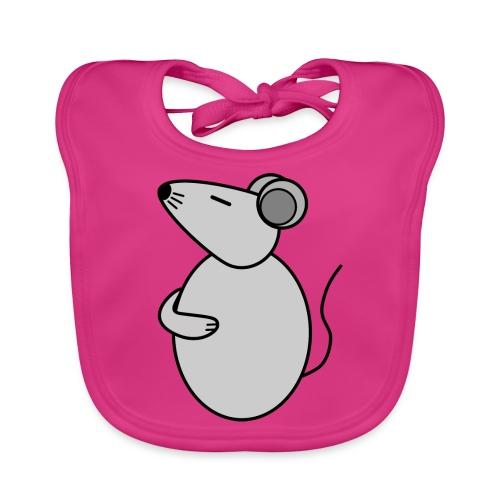 Rat - just Cool - c - Organic Baby Bibs