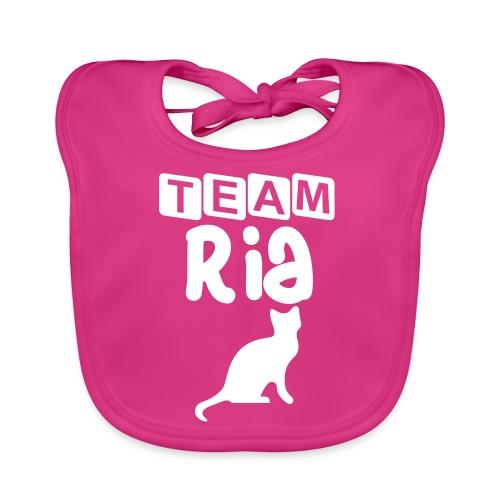 Team Ria - Baby Organic Bib