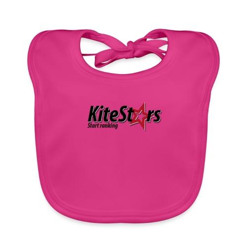 KiteStars merchandise - Bio-slabbetje voor baby's