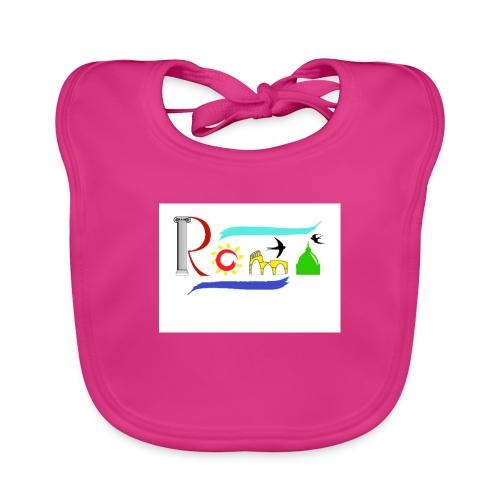 Roma1 - Bavaglino ecologico per neonato