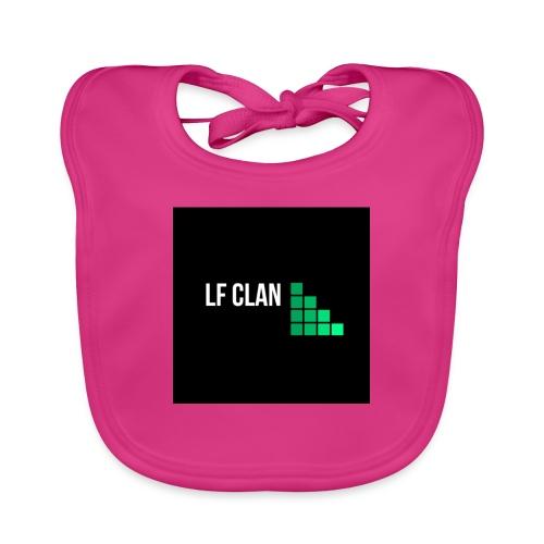 LF CLAN - Ekologisk babyhaklapp