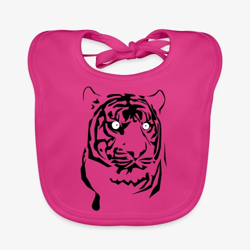 tiger - Ekologiczny śliniaczek