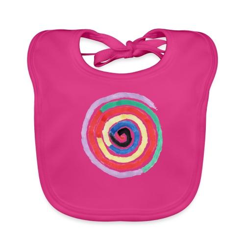 Spirale - Baby Bio-Lätzchen