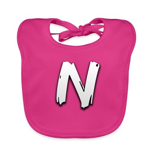 NormalNick LOGO - Bio-slabbetje voor baby's