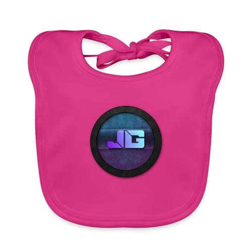 Pet met Logo - Bio-slabbetje voor baby's