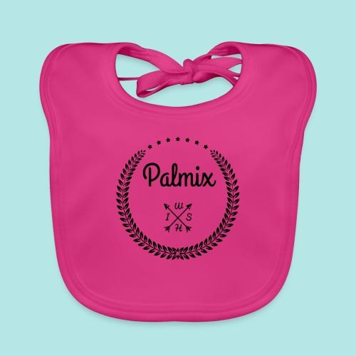 Palmix_wish V-neck - Organic Baby Bibs
