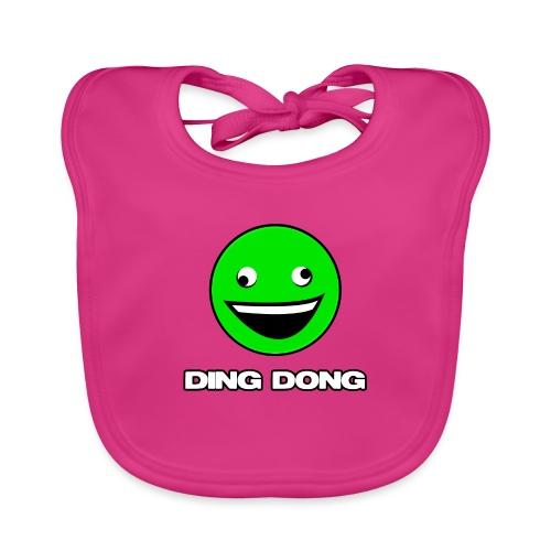 Shirt Ding Dong - Bio-slabbetje voor baby's