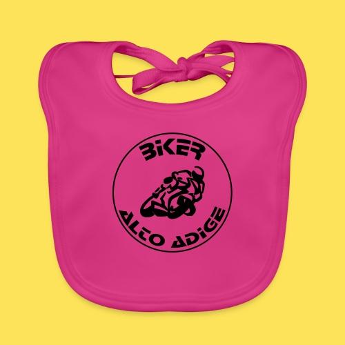 BikerAltoAdige Circle - Bavaglino ecologico per neonato