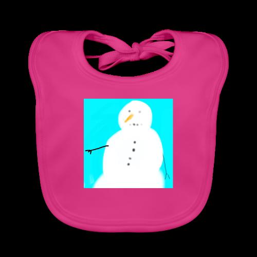Schneeherr - Baby Bio-Lätzchen