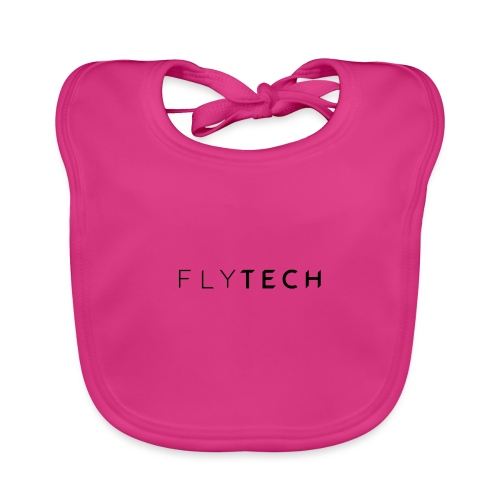 FlyTech Official Logo Est.2016 - Bio-slabbetje voor baby's