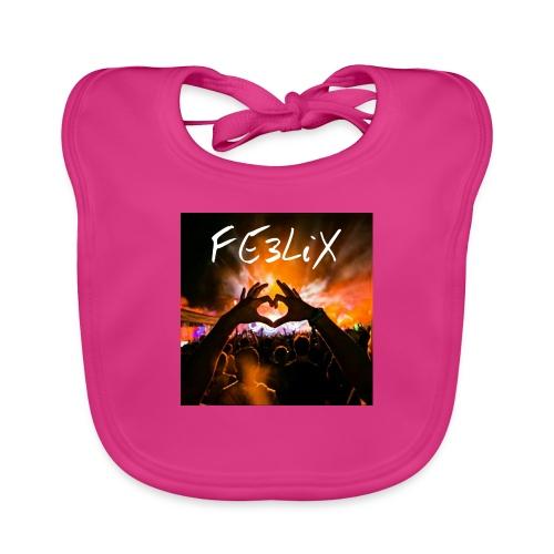 FE3LiX Logo. . g - Baby Bio-Lätzchen