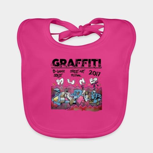 GHB Graffiti Street Art Festival Soest 311020176 - Baby Bio-Lätzchen