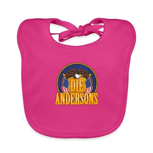 Die Andersons - Merchandise - Baby Bio-Lätzchen