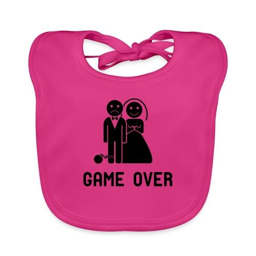 Vrijgezellenfeest game over! - Bio-slabbetje voor baby's