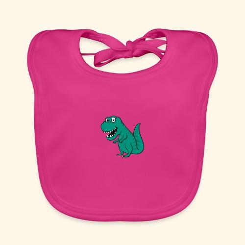 Dinosaurier - Baby Bio-Lätzchen