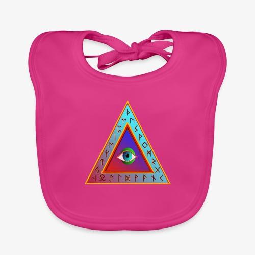 Dreieck - Baby Bio-Lätzchen