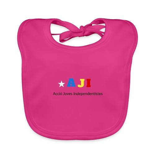 merchindising AJI - Babero de algodón orgánico para bebés