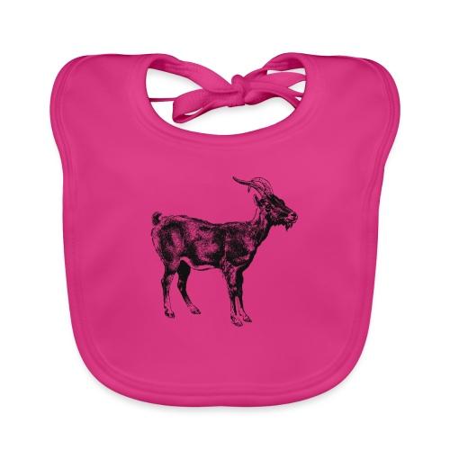 Goat - Baby Bio-Lätzchen