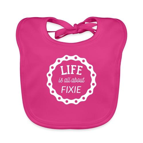 Fixie Bike - Baby Bio-Lätzchen