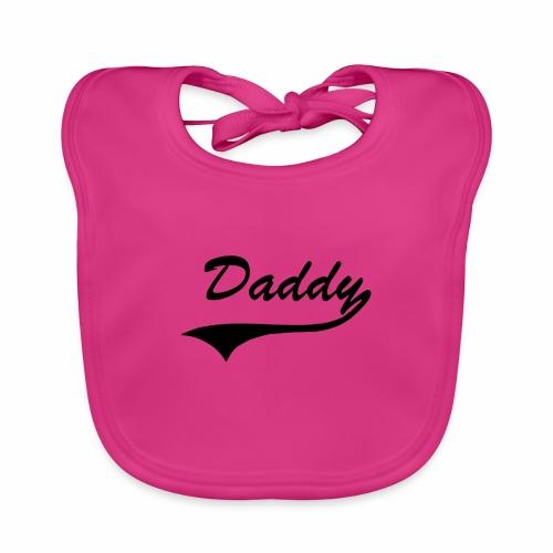 Black Daddy - Baby Bio-Lätzchen