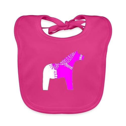 Dala by Pinni Art® pink - Baby Bio-Lätzchen