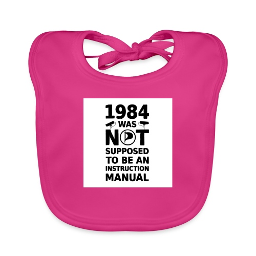 1984 - Vauvan luomuruokalappu