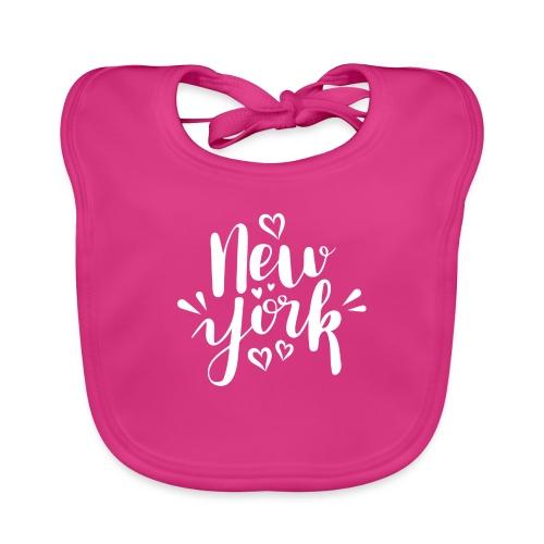 New York - Baby Bio-Lätzchen