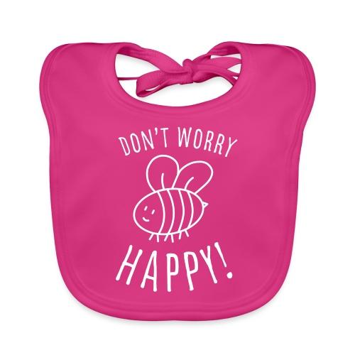 Süßes Kinder T-Shirt mit Biene. - Baby Bio-Lätzchen