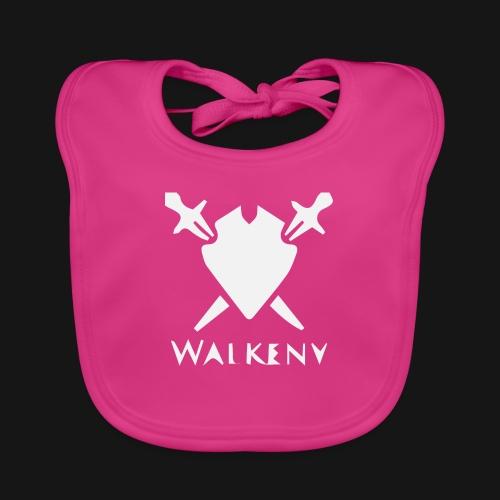 Walkeny Schwert Logo! - Baby Bio-Lätzchen