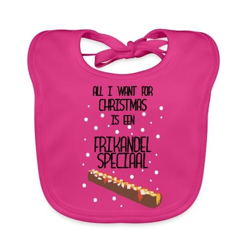 All I want for Christmas is EEN FRIKANDEL SPECIAAL - Bio-slabbetje voor baby's