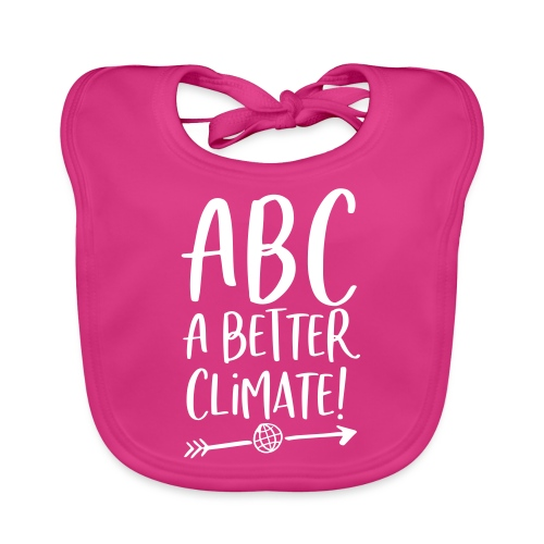 ABC a better climate - my days for future - Baby Bio-Lätzchen