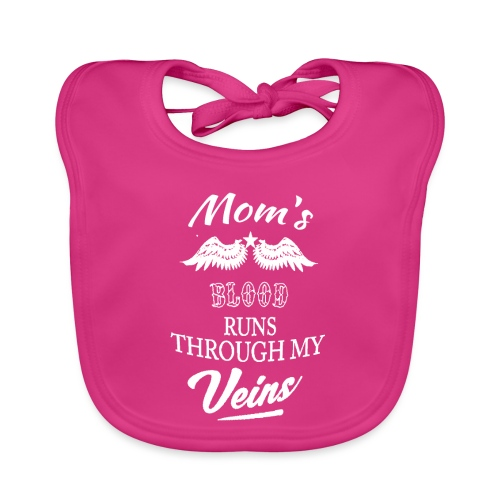 Mom's - Bavoir bio Bébé