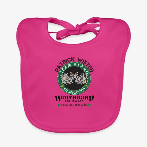 wixted - Organic Baby Bibs