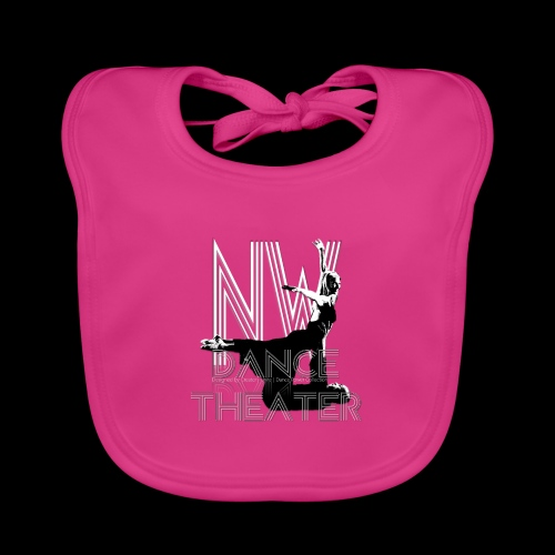 NW Dance Theater [DANCE POWER COLLECTION] - Organic Baby Bibs