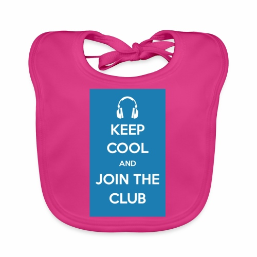 Join the club - Baby Organic Bib