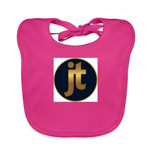 Golden jt logo - Organic Baby Bibs