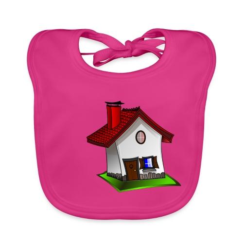 Haus - Baby Bio-Lätzchen