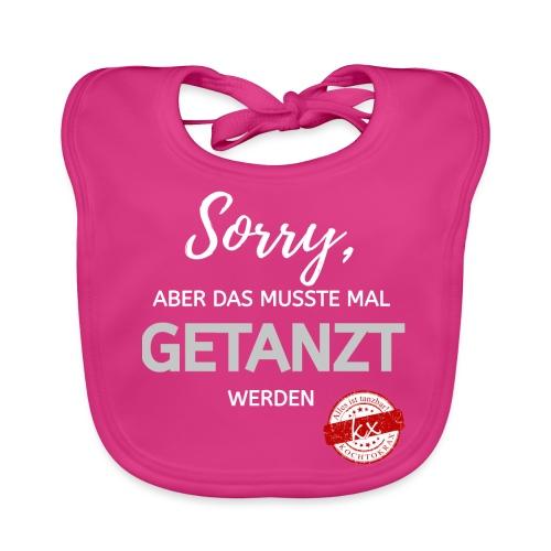 Sorry wg - Baby Bio-Lätzchen