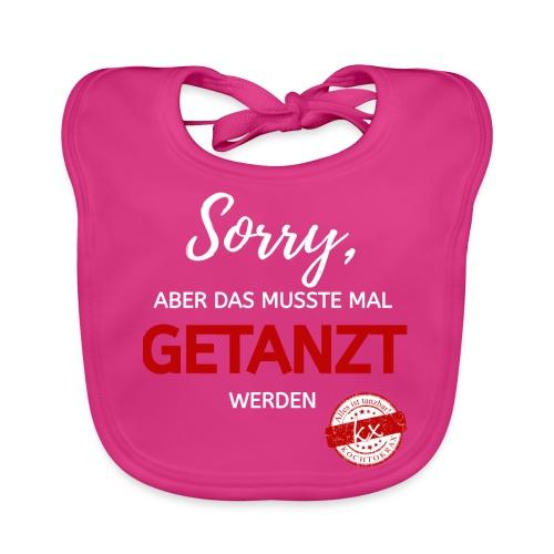 Sorry wr - Baby Bio-Lätzchen