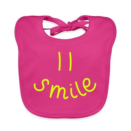 Smile-y - Baby Bio-Lätzchen