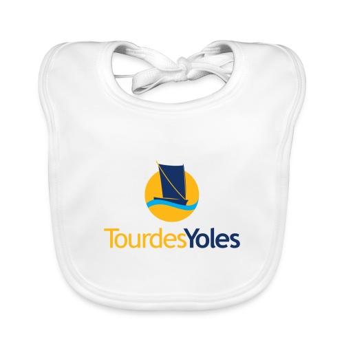 Tour des Yoles - Bavoir bio Bébé